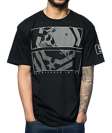 Metal Mulisha Thorn Black T-Shirt