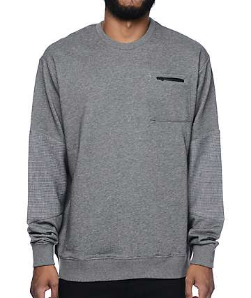 Mighty Healthy Boost Crew Neck Sweatshirt
