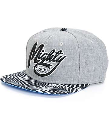 Mighty Healthy Daytona Snapback Hat