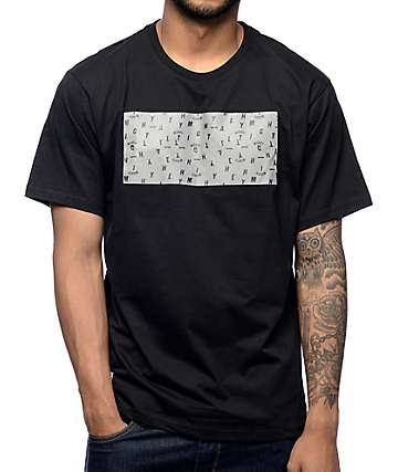 Mighty Healthy Gifted Black T-Shirt