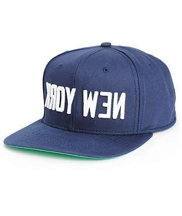 Mighty Healthy Kroy Wen Snapback Hat