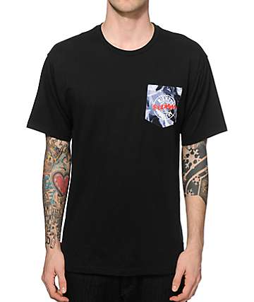 Mighty Healthy x Redman High Standard Pocket T-Shirt