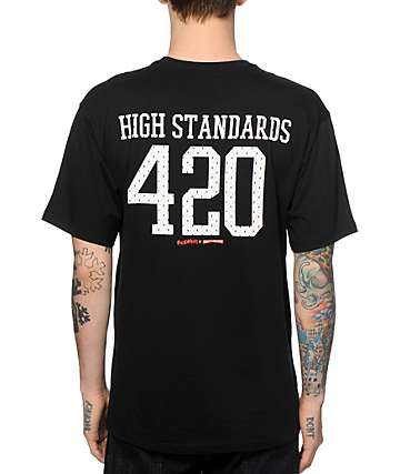 Mighty Healthy x Redman High Standard T-Shirt