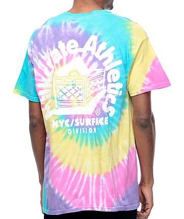 Milkcrate Athletics Illson Pastel Tie Dye T-Shirt