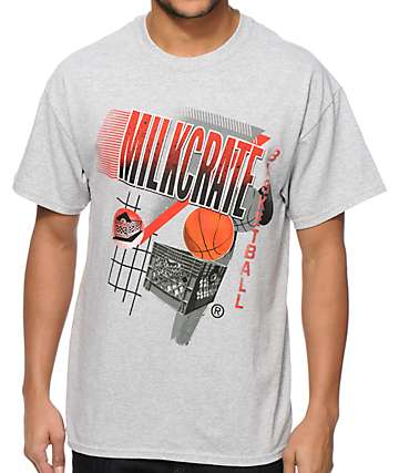 Milkcrate B-Ball T-Shirt