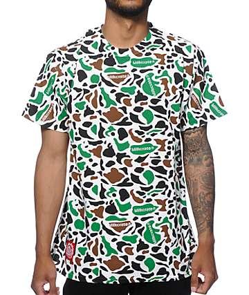 Milkcrate Custom Camo T-Shirt