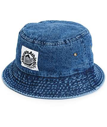 Milkcrate Denim Bucket Hat