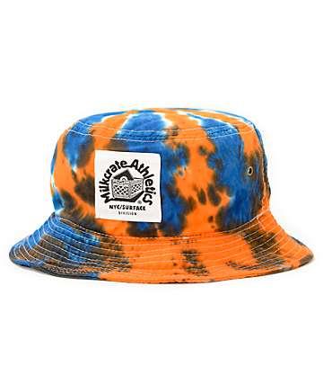 Milkcrate NYC Tie Dye Bucket Hat