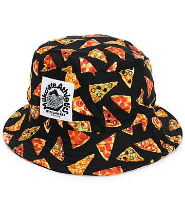 Milkcrate Pizza Bucket Hat