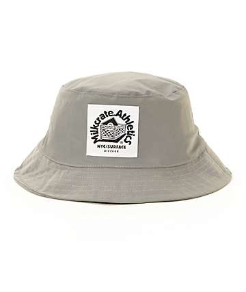Milkcrate Reflective Bucket Hat