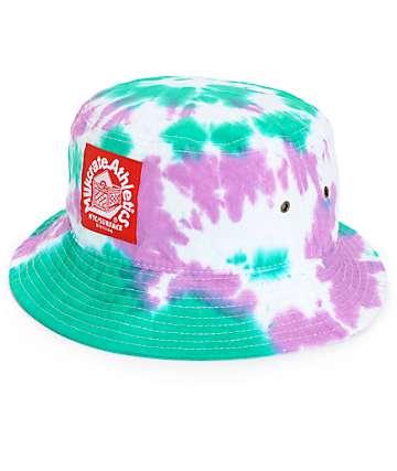 Milkcrate Tie Dye Bucket Hat