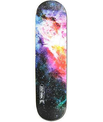 "Mini Logo Cosmic 8.5"" Skateboard Deck"
