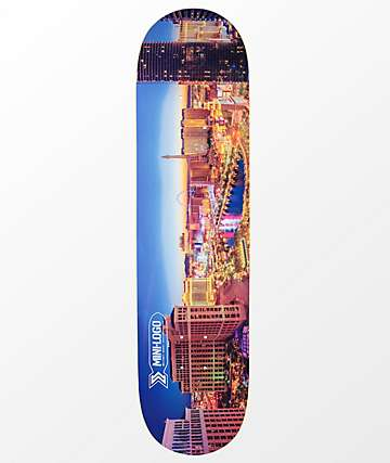 "Mini Logo Las Vegas 8.0"" Skateboard Deck"