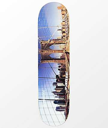 "Mini Logo New York 8.0"" Skateboard Deck"