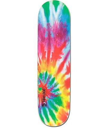 """Mini Logo Tie Dye 8.25"""" tabla de skate"""