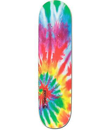 "Mini Logo Tie Dye 8.25"" Skateboard Deck"