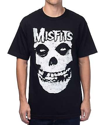 Misfits Black T-Shirt