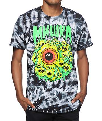 Mishka Bouzikov Tie Dye T-Shirt