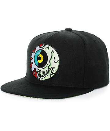 Mishka Cyco Split Keep Watch Snapback Hat