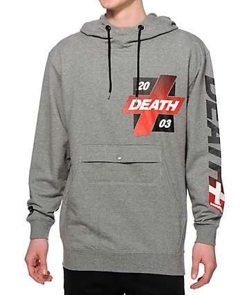 Mishka Death Sport Cloak Hoodie