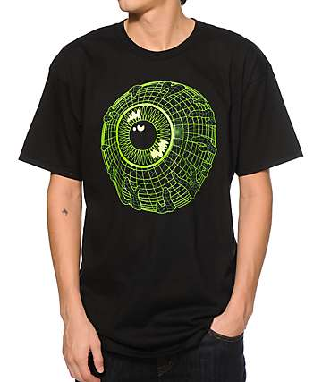 Mishka Dimensional Keep Watch T-Shirt