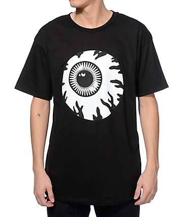 Mishka Keep Watch Glow In The Dark T-Shirt