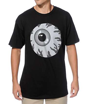 Mishka Keep Watch Reflective T-Shirt