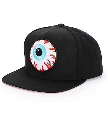 Mishka Keep Watch Snapback Hat