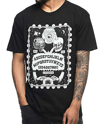 Mishka Mystifying Oracle Black T-Shirt
