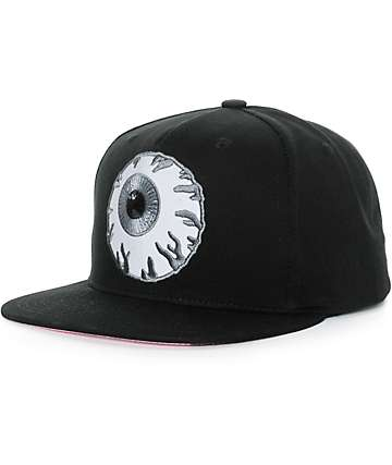 Mishka Reflective Keep Watch Snapback Hat