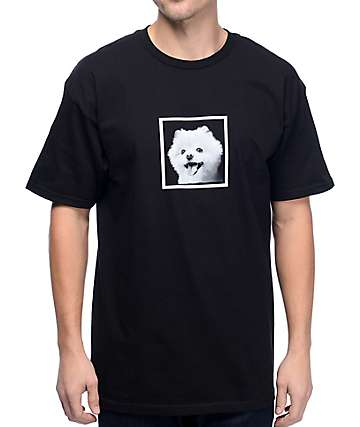Mishka x Edward Colver #ROMYGRAM Black T-Shirt