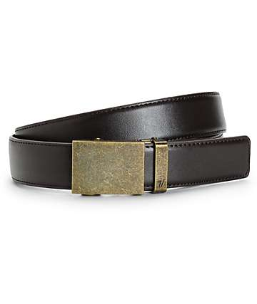 Mission Bronze Leather Belt