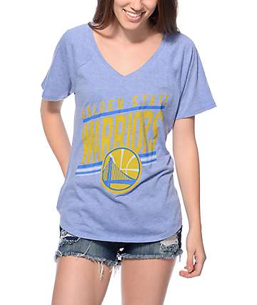 Mitchell & Ness Golden State Warriors T-Shirt