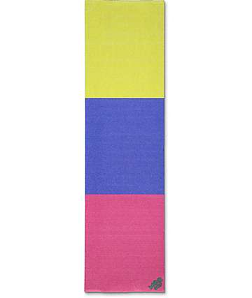 Mob Grip DIY Pink, Blue & Yellow Grip Tape