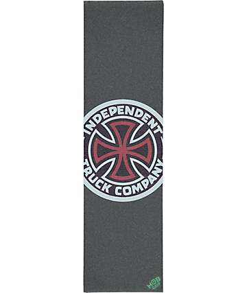Mob Grip x Independent Logo lija
