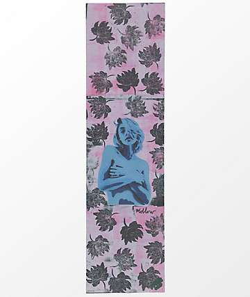 Mob Grip x Mark Oblow Pink & Blue Grip Tape