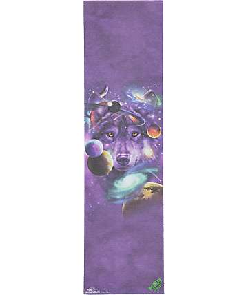 Mob Mountain Wolf Galaxy Grip Tape
