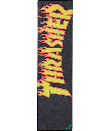 Mob x Thrasher Flame Logo Grip Tape
