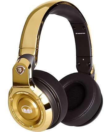 Monster x Meek Mill 24K Headphones