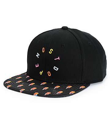 Most Dope Popsicle Bill Snapback Hat