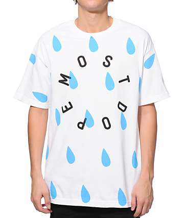 Most Dope Rain Drop Allover T-Shirt