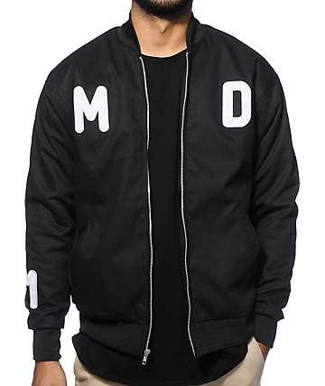 Most Dope Twill Bomber Jacket