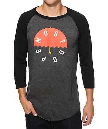 Most Dope Umbrella Baseball T-Shirt