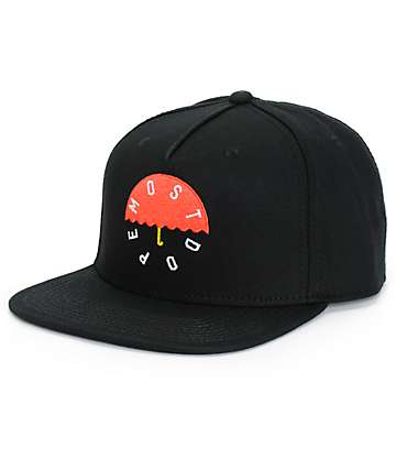 Most Dope Umbrella Logo Snapback Hat