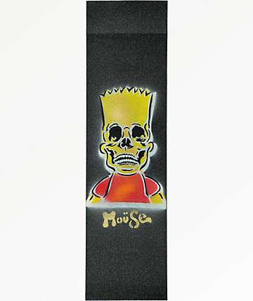 Mouse Bart Grip Tape