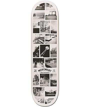 "Movement Seattle 8.0""  Skateboard Deck"