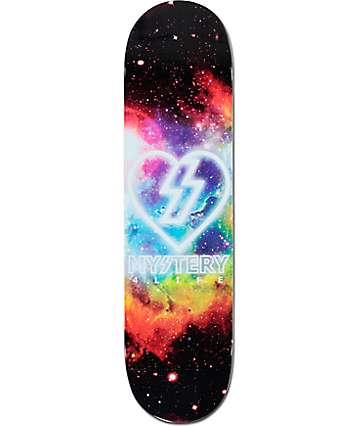 """Mystery Cosmic Heart 8.0"""" Skateboard Deck"""