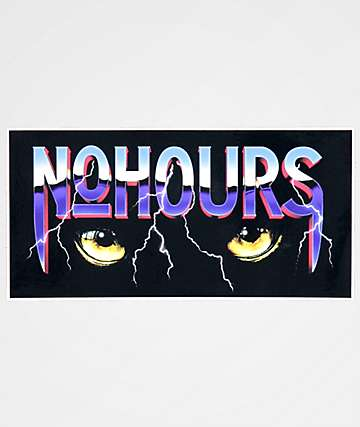 N°Hours Savage Sticker