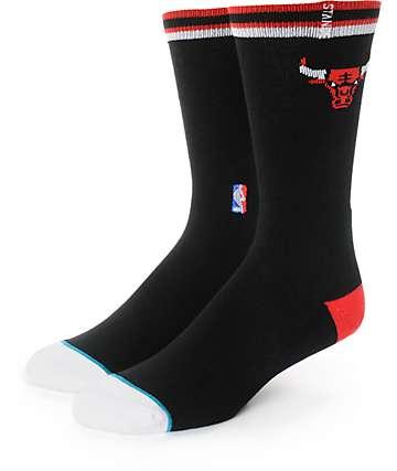 NBA Stance Bulls Arena Logo Crew Socks