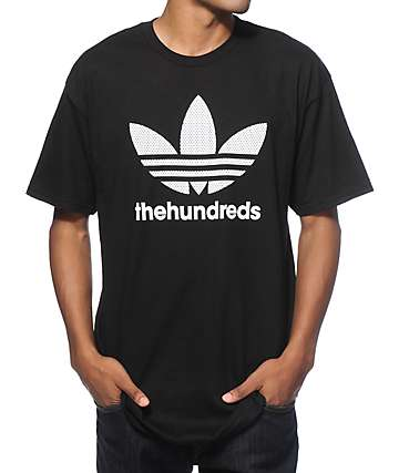 NBA adidas x The Hundreds FB Brooklyn Mesh T-Shirt